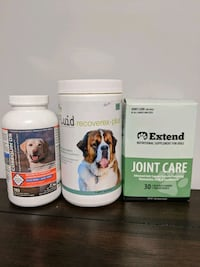 Hip and joint for dogs  Cambridge, N3H 4L2