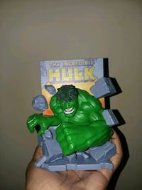 The Incredible Hulk Figurine Silver Spring, 20901