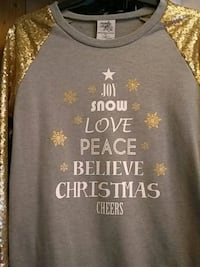 New Women's Christmas Sweater Grand Rapids
