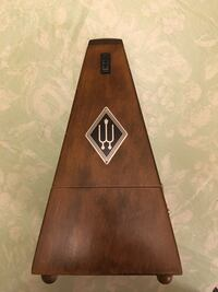 Wittner Metronome with Bell, Matte Walnut Toronto, M1S 3Z1