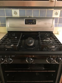 stove - gas - middle part for grill