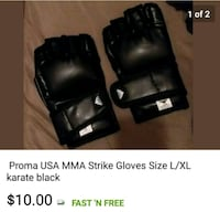 Proma usa mma boxing gloves strike karate Fort Valley