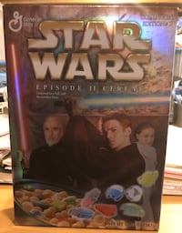 Star Wars Cereal (Episode 2) for Collector Enthusiasts Plymouth, 55441