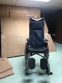 Invacare High Back Reclining Wheelchair Madison, 07940