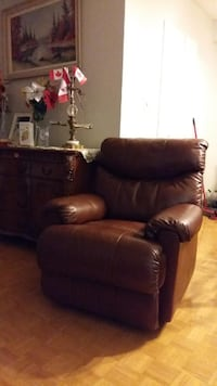 Leather-like Recliner for sale