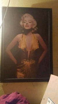 Framed Marylin Monroe picture Palmdale, 93550