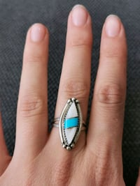 mother of pearl ring Langley City, V1M 3T4