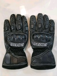 Protective insulated riding gloves, size L Salem, 97305