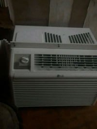 white LG window-type air conditioner Houston, 77033