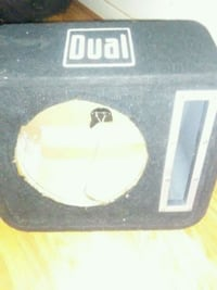 Dual10s Box.. Also have dual amp for 40$