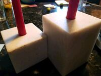 Marble candle holders Palm Springs, 92262