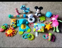 Infant teethers and toys Charlotte, 48813