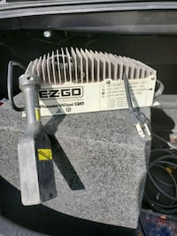 Ezgo golf cart charger