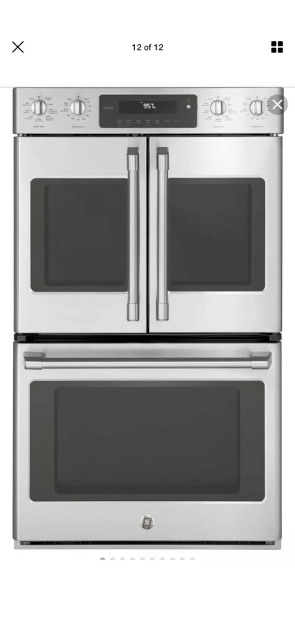 GE Cafe CTD90FP2MS1 True Convection Double Electric Wall Oven c51a876c-10c4-4747-a1fe-f82c84c37763