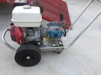 Honda 4000 psi power washer