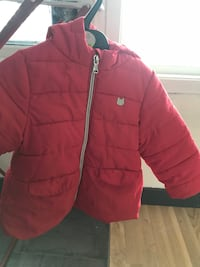 Winter jacket with fleece inside Size 86/92 Oslo, 0675