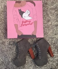 JEFFREY CAMPBELL ORIGINALI