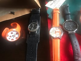 Assorted Used watches