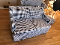Sofa loveseat couch  Toronto, M1L