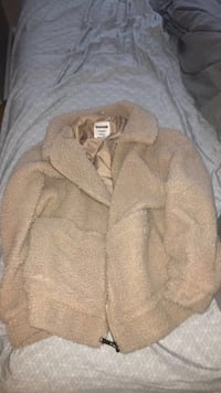 Sherpa teddy bear jacket Surrey, V4A 7A4