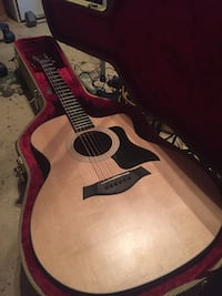 Taylor 114ce Acoustic/Electric with hardshell case Upper Chichester, 19061