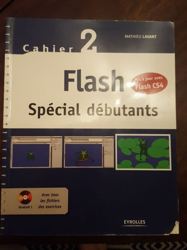 Cashier 2 Flash Special Debutants livre