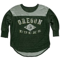 Oregon Duck women's 3/4 Tee Eugene, 97404