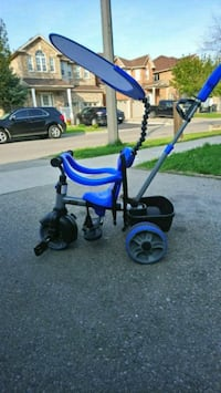 blue and black mobility scooter Mississauga, L5M