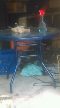 Porch glass table Killeen, 76541