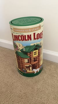 Lincoln logs toy play set Columbus, 31905