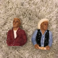 James Dean Salt and Pepper Shakers Sherwood Park, T8A 2Y9