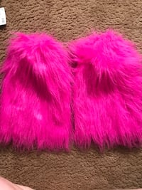pink and white fur textile Carmichael, 95608