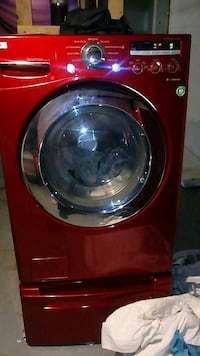 Lg FrontLoad Washer & Dryer Omaha, 68127
