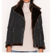 Faux Fur Jacket fra Missguided  Oslo, 0670