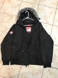 Canada Weather Gear Super Triple Goose winter coat Size Large Guelph, N1E 7G1