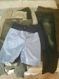 Men's Size 31 Pants and Shorts Bundle Fairfax, 22030