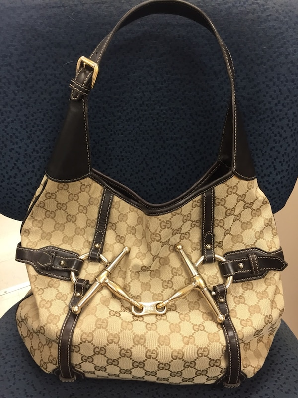 59a8e1df4298 Used Gucci 85th Anniversary Bag in almost perfect condition with horsebit  details for sale in Toronto - letgo