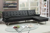 Sectional sofa bed $375 Miami, 33169