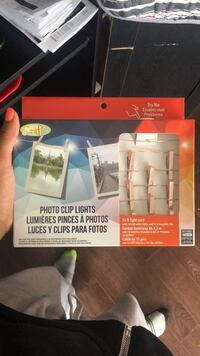 great gift/decoration! photo clip lights  Toronto, M6H