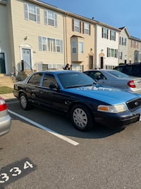 2007 Ford Crown Victoria Police w/Street Pkg (Fleet) Chantilly