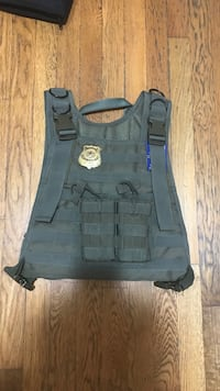 Voodoo Tactical Air-soft Vest Los Angeles, 90036