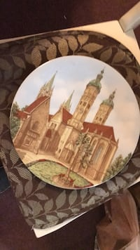 Plate naumburger Dom College Station, 77845