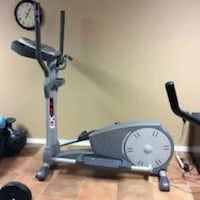 Sportcraft EX200 Elliptical Cross trainer