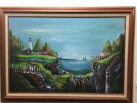 """Cool painting frames 42"""" Englewood, 07631"""