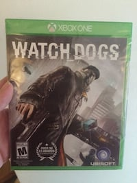 Brand New!! Unopened!! Watch Dogs Xbox One game  Leesburg, 20176