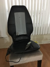 black leather padded rolling armchair Mississauga, L5B