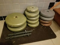 Weight plates for sale Toronto, M6A