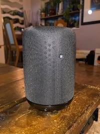 Speaker with google assistant