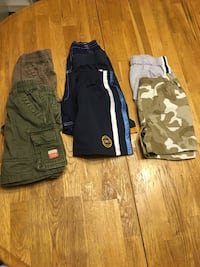 7 pairs boys 24 month shorts  Duncansville, 16635