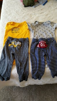 24 month - 2 onesie with matching long pants Colorado Springs, 80924